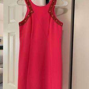Lily Pulitzer Largo Shift-pink mini fitted dress